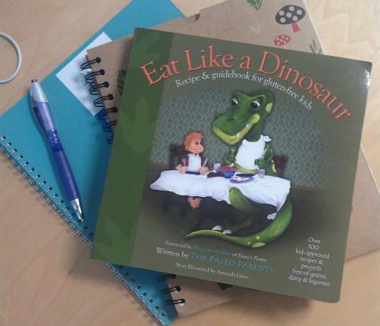 EatLikeADinosaurBook